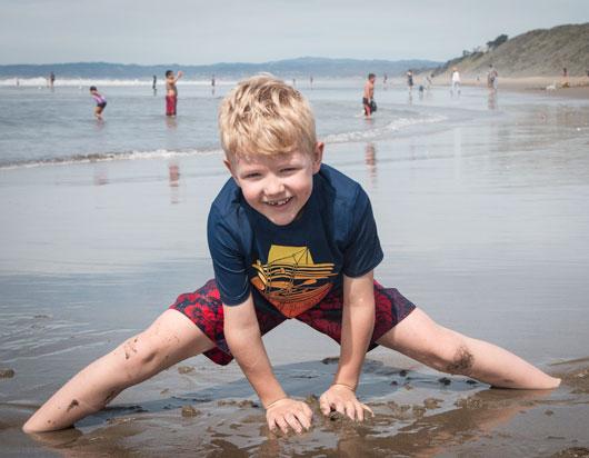 Beach-Finn